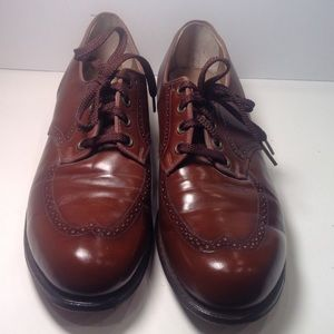 Vintage Millers Barefoot Freedom brown Oxford